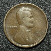 1910 S LINCOLN WHEAT CENT PENNY