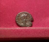 VALENTINIAN II AE4 ANCIENT ROMAN IMPERIAL COIN