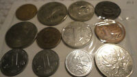 WORLD COINS VARIOUS COUNTRIES AND YEARS   LOT 507