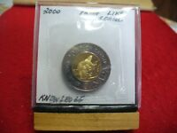 2000  CANADA 2$ TWO  DOLLAR  COIN  TOONIE  KNOWLEDGE  00  PROOF LIKE  SEALED
