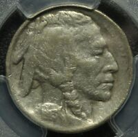 1913 S TYPE 2 BUFFALO NICKEL PCGS VF DETAILS   VARIETY TWO   FULL HORN