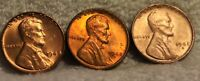 1948PD&S UNCIRCULATED LINCOLN PENNY