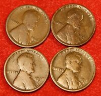 1916-D 1917-D 1918-D 1919-D ALL FOUR COINS FOR ONE PRICE HARD TO FIND LW764