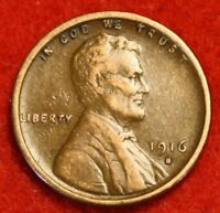 1916-S 1C LINCOLN WHEAT CENT PENNY EXTRA FINE  COLLECTOR COIN CHECK OUT STORE LW1673