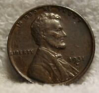 1931D LINCOLN PENNY