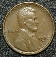 1925 D LINCOLN WHEAT CENT PENNY