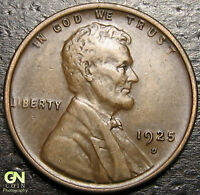 1925 D LINCOLN CENT WHEAT CENT  --  MAKE US AN OFFER  R3304