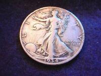 1934 WALKING LIBERTY HALF  COIN--NO RESERVE    1