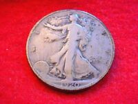 1920 WALKING LIBERTY HALF  COIN--NO RESERVE    20