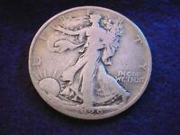 1929-S WALKING LIBERTY HALF DOLLAR  COIN  100