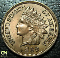 1899 INDIAN HEAD CENT  --  MAKE US AN OFFER  Y8895