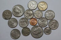 USA COIN LOT WITH NO SILVER A92 PZK40