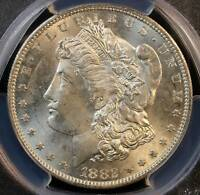 Click now to see the BUY IT NOW Price! 1882 CC MORGAN DOLLAR  PCGS MS 64  EXTREMLY  VAM 2E I & ST CLASHED