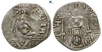 SAVOCA COINS MEDIEVAL SILVER COIN CHRIST COUNTERMARK 1 12G/1