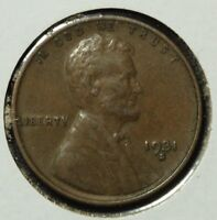 1931 S LINCOLN WHEAT CENT PENNY