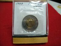 1999  CANADA 2$ TWO  DOLLAR  COIN  TOONIE  SEE PHOTOS  99  PROOF LIKE  SEALED