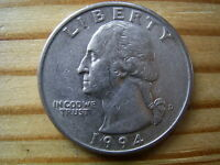 1994D  USA   QUARTER 1/4 DOLLAR COIN COLLECTABLE