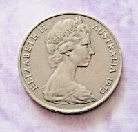 AUSTRALIA 20 CENTS 1973   FREE DOMESTIC SHIPPING
