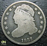 1832 CAPPED BUST DIME  --  MAKE US AN OFFER  Y9860