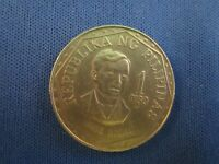 1 PESO PHILLIPINE COIN  1984