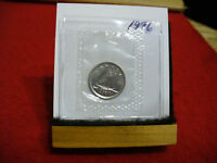 1976 CANADA  DIME  10 CENTS    TOP GRADE  76  PROOF LIKE  SEALED  SEE PHOTOS
