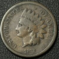 1872 INDIAN HEAD CENT PENNY