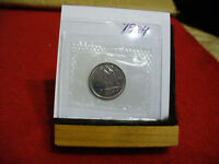 1984 CANADA  DIME  10 CENTS    TOP GRADE  84  PROOF LIKE  SEALED  SEE PHOTOS