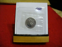 1988 CANADA  DIME  10 CENTS    TOP GRADE  88  PROOF LIKE  SEALED  SEE PHOTOS