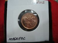 2012 MAG.  CANADA  1  CENT COIN  PENNY  PROOF LIKE    12  HIGH  GRADE  SEALED