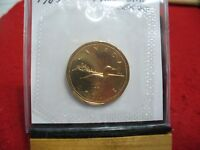 1989  CANADA  DOLLAR  COIN  LOONIE TOP GRADE  SEE PHOTOS  89  PROOF LIKE  SEALED