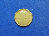 ESTATE FIND VF 1915-S LINCOLN WHEAT CENT OLD US COIN COLLECTIBLE CONDITION 17F