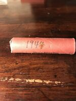 1944 WHEAT CENT ROLL OF AVERAGE CIRCULATED PENNIES