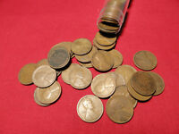 TWO 2 COINS 1919 CIRCULATED LINCOLN WHEAT CENTS