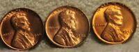 1946 PD&S UNCIRCULATED LINCOLN PENNY