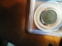 1810 CLASSIC HEAD HALF CENT PCGS-VG-8 OLD HOLDER KEY DATE P.Q.