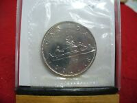 1982  CANADA  NICKEL  DOLLAR  COIN   TOP GRADE   82  PROOF LIKE  SEALED  AUCTION