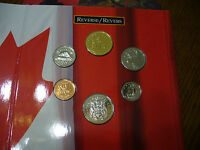 1995 OH CANADA GIFT SET  COINS  CANADA NON SILVER  SPECIAL EDITION LOONIE