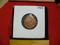 1983  CANADA  1  CENT COIN  PENNY  PROOF LIKE  HIGH  GRADE  SEALED  SEE PHOTOS