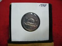 1998  CANADA  1  NICKEL 5 CENTS  COIN  PROOF LIKE SEALED   HIGH  GRADE