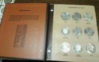 COMPLETE 1971 78 EISENHOWER DOLLAR DATE SET     PROOFS & GEM