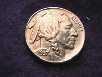 1937 BUFFALO NICKEL SUPERIOR NICKEL  4096