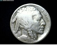 1916 D  BUFFALO NICKEL  J104