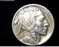 1926   BUFFALO NICKEL   J121