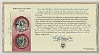 2003 MISSOURI FIRST DAY COIN COVER WITH ENVELOPE Q33