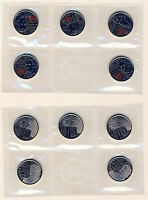 2013 $0.25 SALABERRY  10 COINS