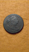1803 DRAPED BUST LARGE CENT CHOICE EXTRA FINE  'SMALL DATE' 'SMALL FRACTION'