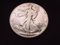 1929-S WALKING LIBERTY HALF OUTSTANDING COIN    35