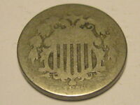 1876 SHIELD NICKEL AG BETTER DATE