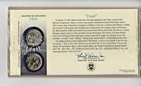 2003 MAINE FIRST DAY COIN COVER  SHRINK WRAPPED Q32 WE LOWERED ALL OUR PRICES