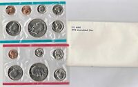 1973 UNITED STATES MINT UNCIRCULATED COIN SET